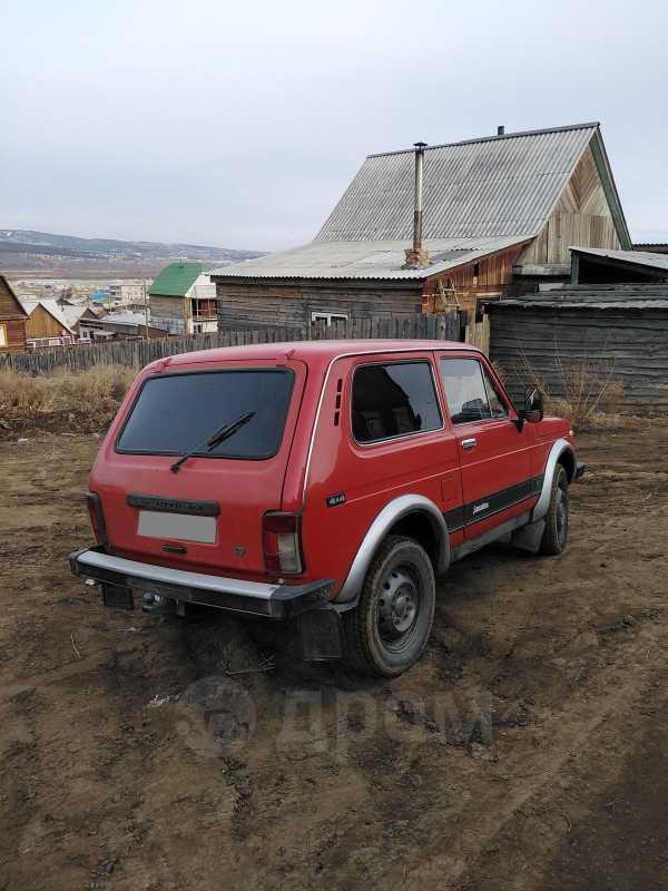 Лада 4x4 2121 Нива, 1995 год, 190 000 руб.