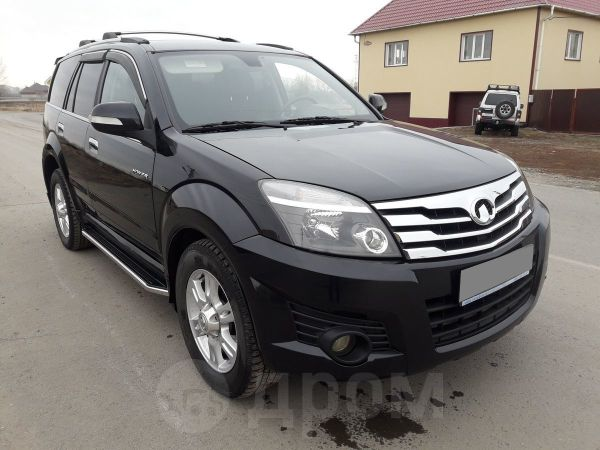 Great Wall Hover H3, 2012 год, 495 000 руб.