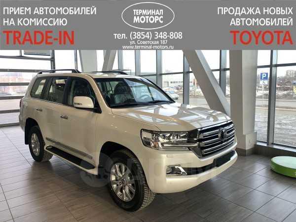 Toyota Land Cruiser, 2019 год, 5 693 000 руб.