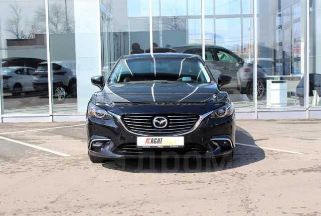 Mazda Mazda6, 2017 год, 1 120 000 руб.