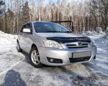 Томск Corolla Runx 2005