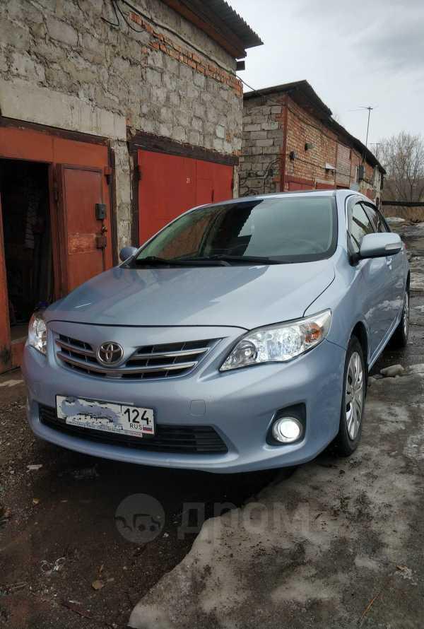 Toyota Corolla, 2012 год, 725 000 руб.