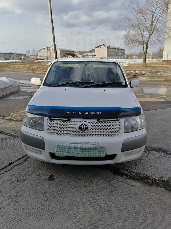 Toyota Succeed, 2003 год, 330 000 руб.