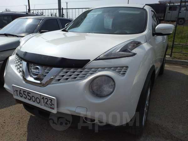 Nissan Juke, 2014 год, 738 000 руб.