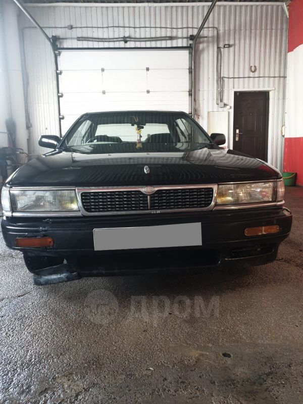 Nissan Laurel, 1990 год, 75 000 руб.