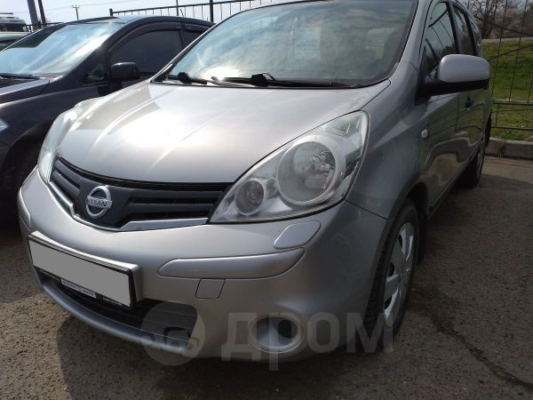Nissan Note, 2010 год, 435 000 руб.