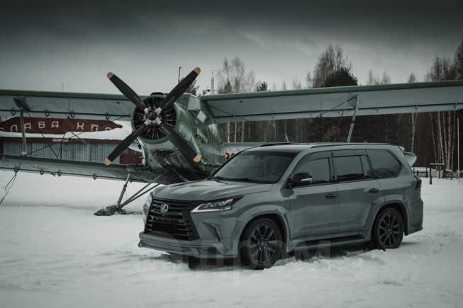 Lexus LX450d, 2016 год, 5 300 000 руб.