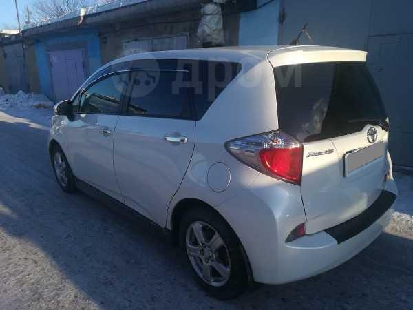 Toyota Ractis, 2013 год, 510 000 руб.