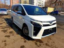 Владивосток Toyota Voxy 2019