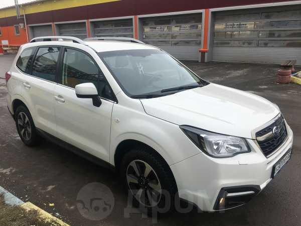 Subaru Forester, 2018 год, 1 620 000 руб.