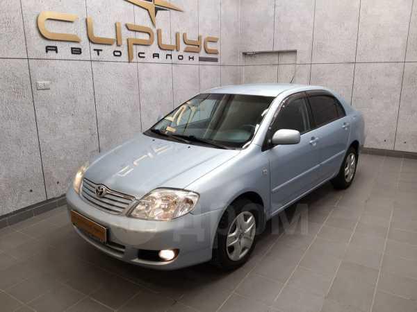 Toyota Corolla, 2006 год, 445 000 руб.