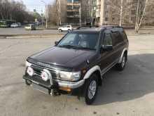 Красноярск Terrano 1997