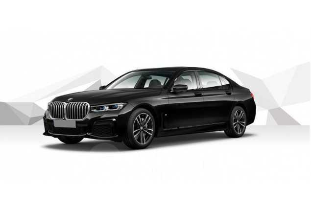 BMW 7-Series, 2020 год, 9 979 100 руб.