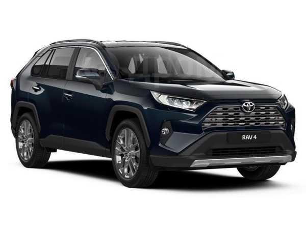 Toyota RAV4, 2020 год, 3 122 500 руб.