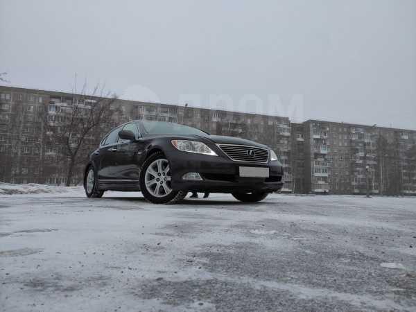 Lexus LS460, 2007 год, 815 000 руб.