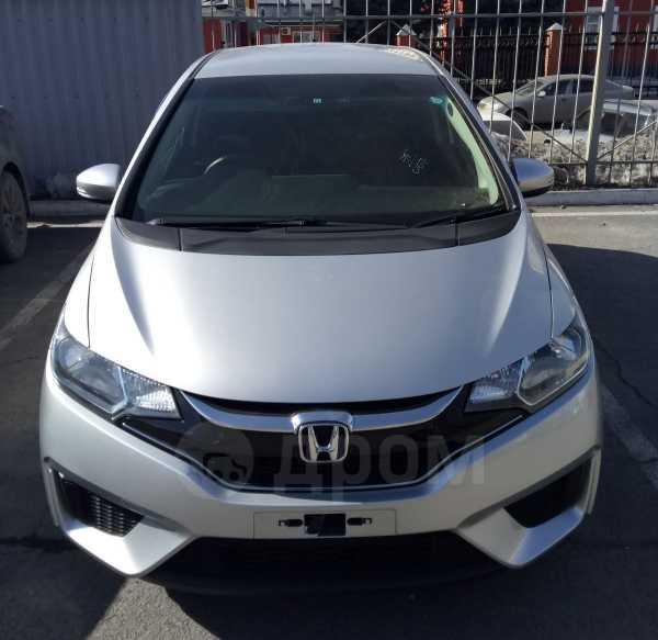 Honda Fit, 2016 год, 690 000 руб.