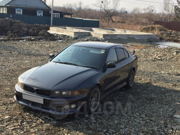 Mitsubishi Galant, 1998 год, 175 000 руб.