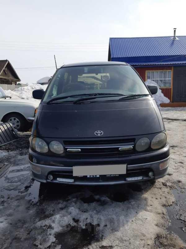 Toyota Estima Lucida, 1992 год, 260 000 руб.