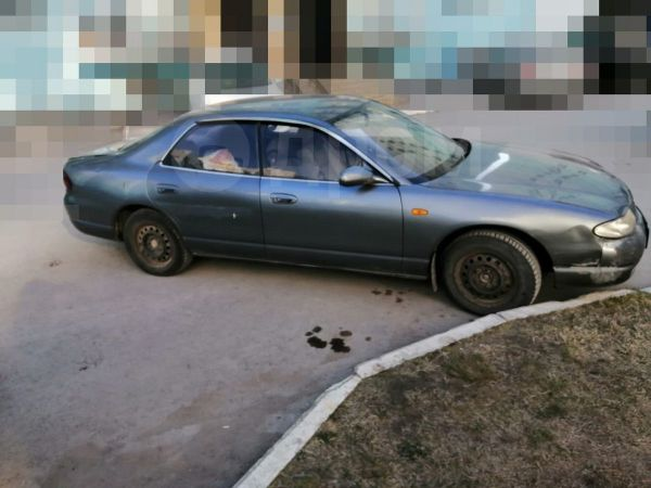 Mazda Efini MS-8, 1992 год, 70 000 руб.
