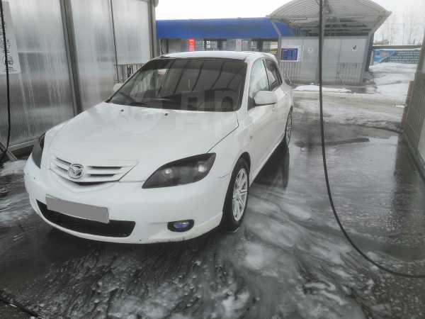 Mazda Mazda3, 2004 год, 225 000 руб.