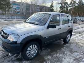 Челябинск Niva 2012