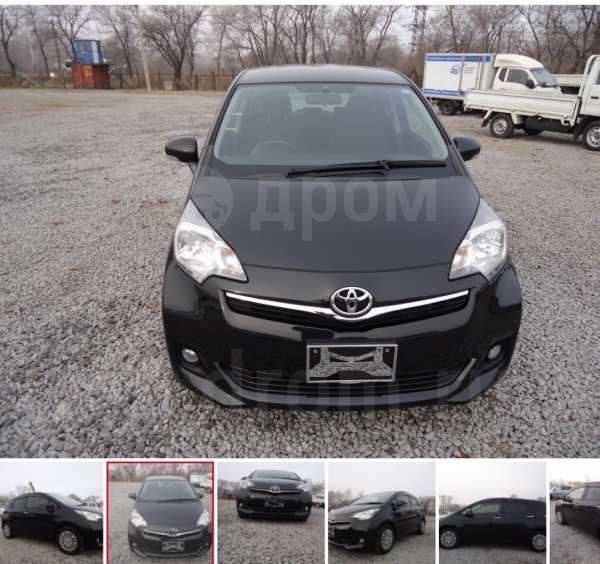 Toyota Ractis, 2013 год, 600 000 руб.