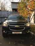 Chevrolet TrailBlazer, 2013 год, 1 000 000 руб.