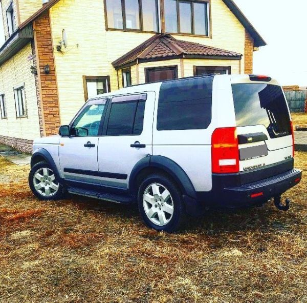 Land Rover Discovery, 2006 год, 789 000 руб.