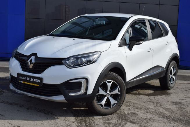 Renault Kaptur, 2019 год, 929 000 руб.