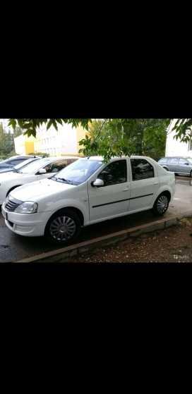 Уфа Renault Logan 2014