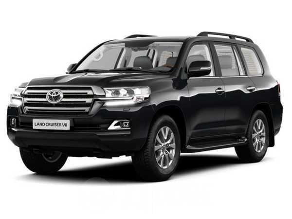 Toyota Land Cruiser, 2020 год, 6 021 000 руб.