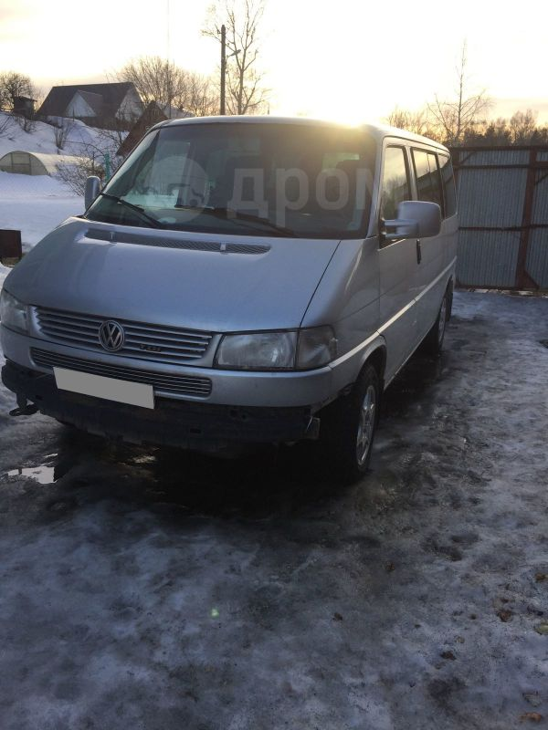 Volkswagen Multivan, 2000 год, 650 000 руб.