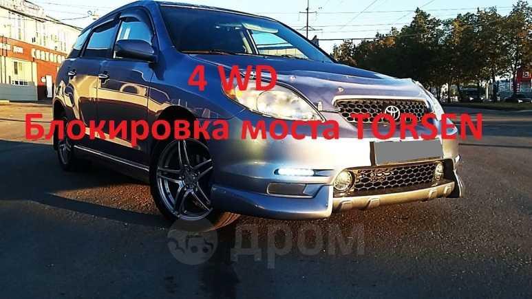 Toyota Matrix, 2003 год, 420 000 руб.