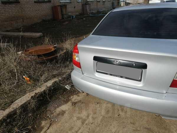 Hyundai Accent, 2005 год, 155 999 руб.