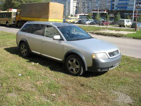 Audi A6 allroad quattro, 2000 год, 370 000 руб.