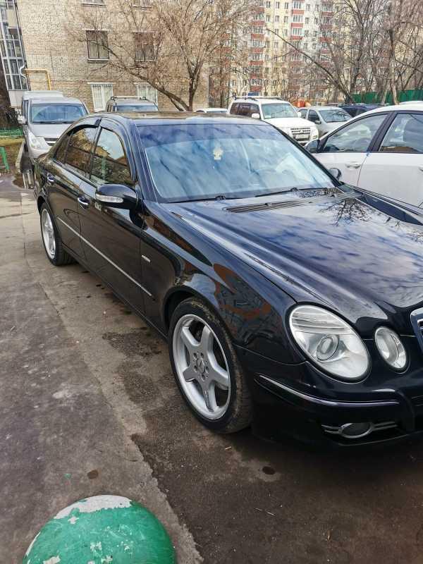 Mercedes-Benz E-Class, 2003 год, 410 000 руб.