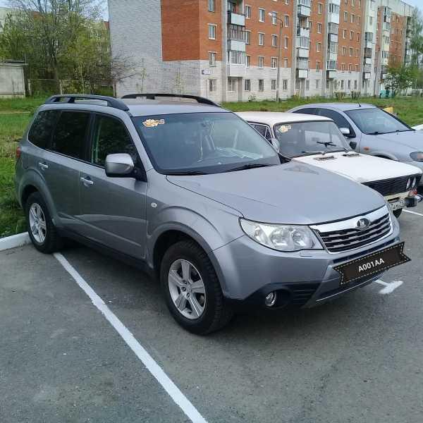 Subaru Forester, 2008 год, 590 000 руб.