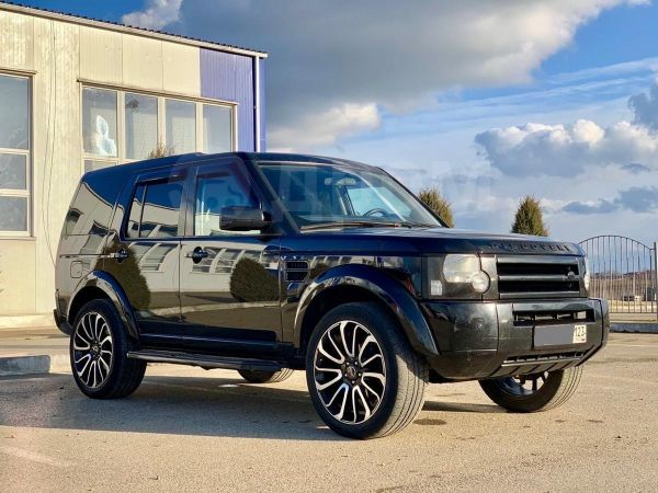 Land Rover Discovery, 2005 год, 595 000 руб.