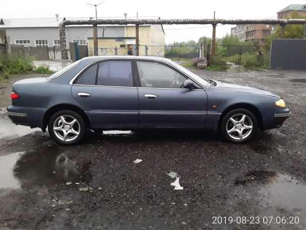 Hyundai Marcia, 1995 год, 145 000 руб.