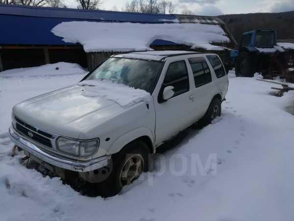 Nissan Terrano, 1998 год, 130 000 руб.