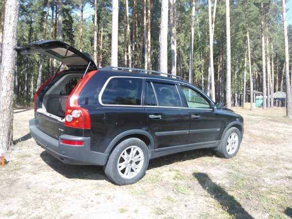 Volvo XC90, 2004 год, 580 000 руб.