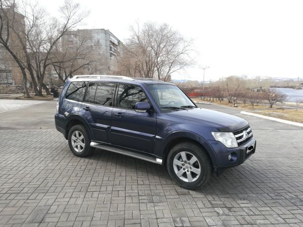Mitsubishi Pajero, 2007 год, 880 000 руб.