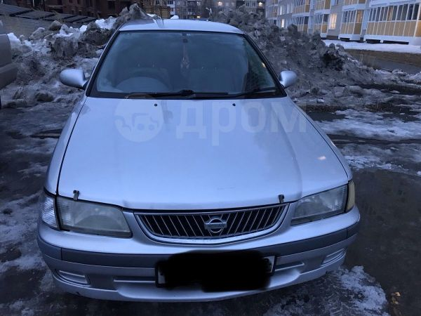 Nissan Sunny, 2002 год, 135 000 руб.