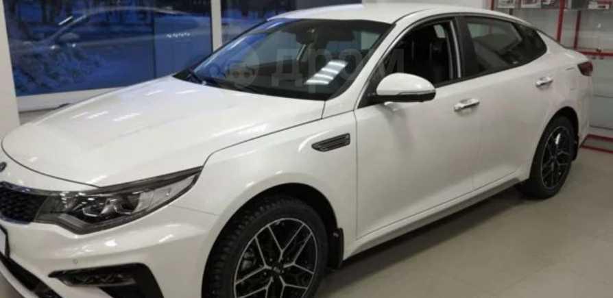 Kia Optima, 2019 год, 1 842 900 руб.