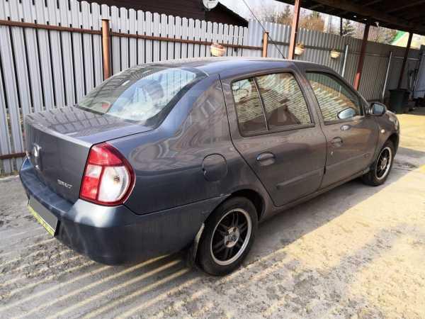 Renault Symbol, 2007 год, 220 000 руб.