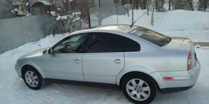 Якутск Passat 2005