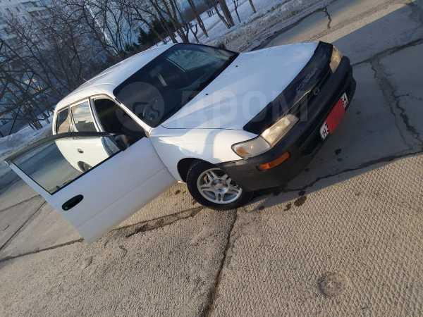 Toyota Corolla, 2002 год, 223 000 руб.