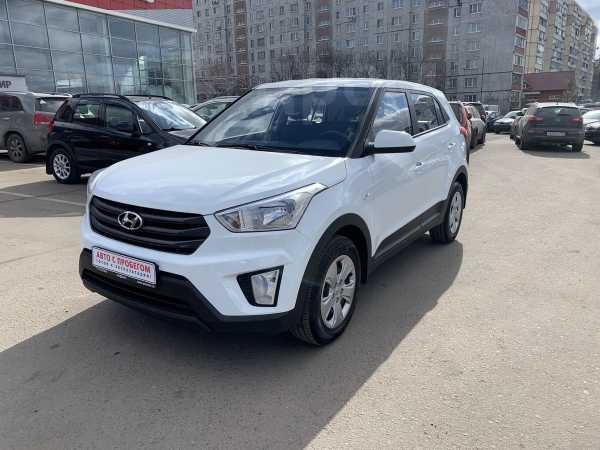 Hyundai Creta, 2019 год, 985 000 руб.