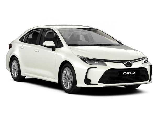 Toyota Corolla, 2020 год, 1 443 500 руб.