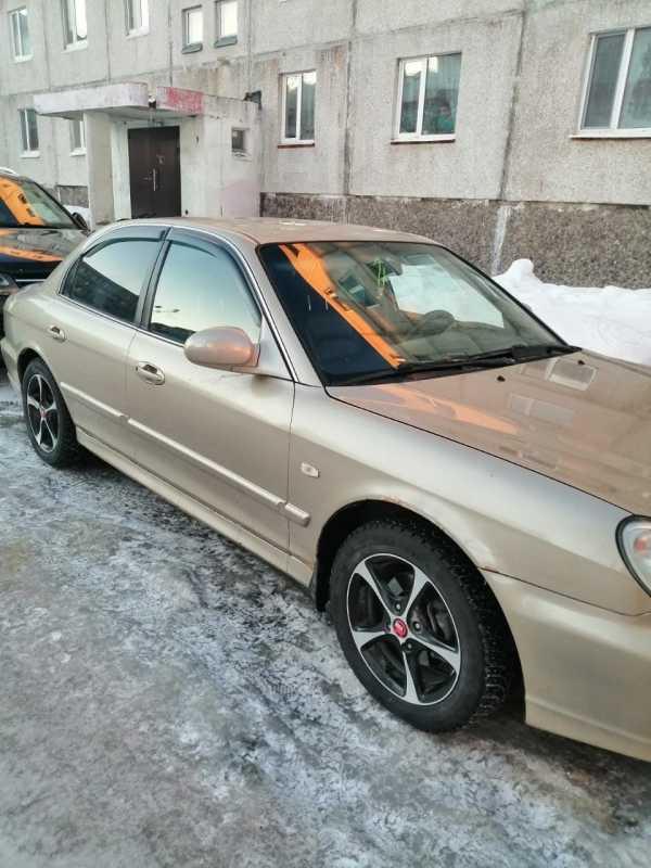 Hyundai Sonata, 2006 год, 150 000 руб.